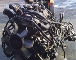 Двигатель в сборе. Mitsubishi Pajero Двигатель 4M40