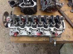 Головка блока цилиндров. Mitsubishi Delica, P25W Двигатель 4D56