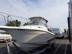 2004 Boat Seaswirl Striper 26ft 2601 Volvo Ad41