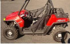 Polaris Ranger RZR 800. исправен, есть псм\птс, без пробега