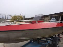 Финский катер Buster L