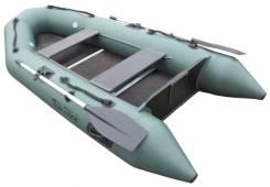 Продам почти новую лодку тайга т320