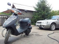 Suzuki Lets 2 new, 2007