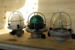 Прожекторы, светильники, автоматы, пускатели, насосы, печь камбузная