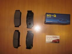 Колодки тормозные. SsangYong Stavic SsangYong Rodius SsangYong Rexton SsangYong Kyron Kia Sorento Kia Sedona Hyundai Santa Fe Двигатели: D4BB, D4BH