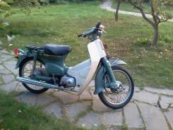 Honda Super Cub 50, 2001