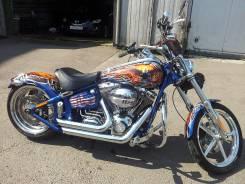 Harley-Davidson RockerC, 2010