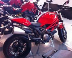 Ducati Monster 796, 2012