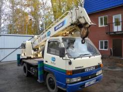 Автобуровая Isuzu Elf 1993 г. в. БП по РФ