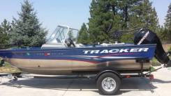 Катер 2011 Tracker Pro Guide V16 Aluminum Boat