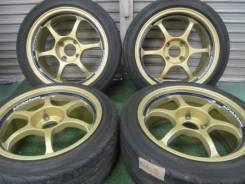 №306. Крутейшие, брендовые диски Advan Racing RG