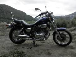 Yamaha Virago XV 750, 1989