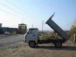 УАЗ 3303 переоборудование в самосвал