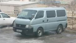 Ниссан караван, 2002
