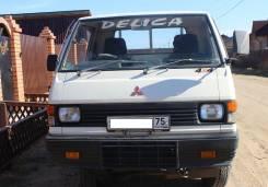 Mitsubishi Delica, 1990