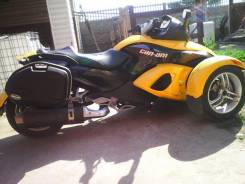 BRP Can-Am Spyder, 2009