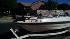 Катер 2000 Bayliner Capri 1804 рыболовная комплектация