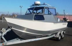 New 2011 Wooldridge 21' Super Sport Offshore