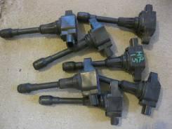 Катушка зажигания, трамблер. Nissan Tiida, C11, C11X HR15DE