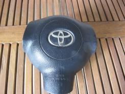 Подушка безопасности водителя. Toyota Wish, ZNE10, ZNE10G 1ZZFE