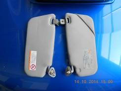 Козырек солнцезащитный. Subaru Impreza WRX STI