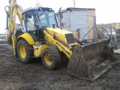 New Holland W110, 2007