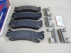 Колодки тормозные Hummer, Chevrolet, Cadillac OEM Original в наличии