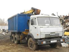 Продается Камаз-53213С (ломовоз)