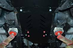"""Защита КПП и раздатки """"Шериф"""" Mitsubishi L200"""