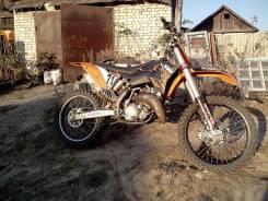 KTM 125 SX, 2009
