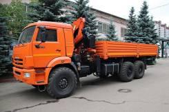 КАМАЗ-43118-13079-46 c манипулятор Atlas 145.DСS A2, 2014