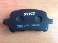 Колодки дисковые передние 04465-33120