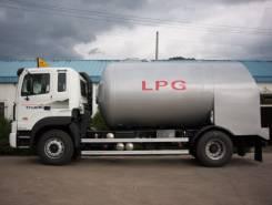 Газовоз, газозаправщик на базе Hyundai