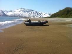 Продам лодку Ротан-420 с подвесным мотором Suzuki DT40