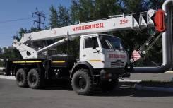 Челябинец КС-55732, 2014