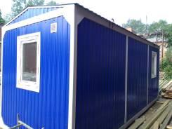 Блок-модуль БМ1-06 (Бытовка), 2014