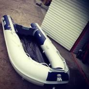 Надувная лодка Barrakuda 330 с надувным дном Уценка!