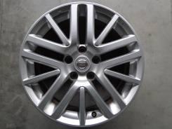 Шикарные литые диски (4шт) R17 Nissan (5x114.3)