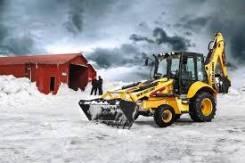 Вывоз снега, уборка територии