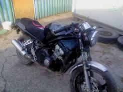 Honda CB1 и урал, 1991