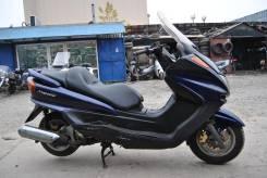 Yamaha Majesty 250, 2002