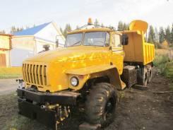 КДМ Тройка 2000 на шасси Урал 4320