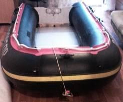 Продам бронированную лодку ПВХ 320