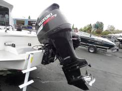 Рыболовная машина 2007 Fish-Rite мотор Suzuki 175