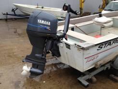 Алюминиевый катер Starcraft 16 и Yamaha 50 четырехтактная  и прицепом