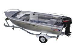 Моторная лодка Quintrex 420 Top Ender