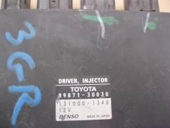 Блок управления форсунками Toyota Crown 8987130030