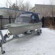 Продается лодка Казанка-5М3