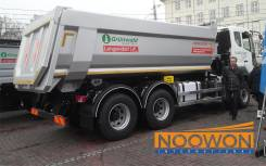 Daewoo Novus SE, 2014