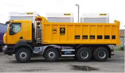 самосвал Renault Kerax 460.42  8х4, 2014